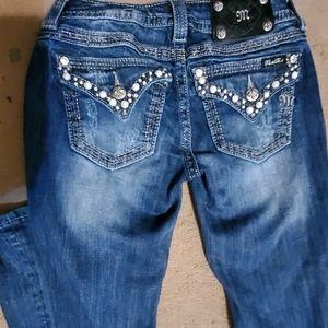 Miss me jeans 25/33